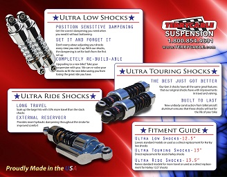 Rear Shock Sets