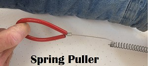 Exhaust Spring Puller